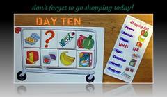 nanowrimo - goal day 10