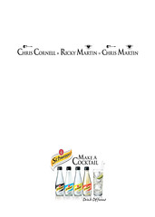 Make a Cocktail - Schweppes (Grey Israel)