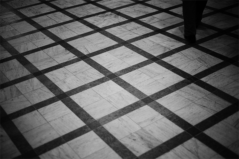 squares in central station