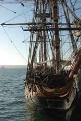 San Diego Bay (Thank You 7.5 Million Visitors!) Tags: sandiegobay sandiegomaritimemuseum sandiegoembarcadero