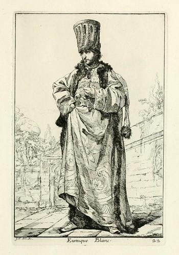 018- Eunuco blanco-Caravanne du sultan ala Mecque…1748- Joseph Vien