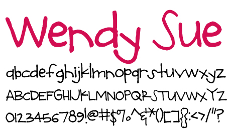 click to download Wendy Sue