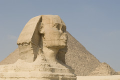 أبو الهول (Even The Stars Die) Tags: sphinx nikon pyramid egypt cairo giza مصر d3000 أبوالهول