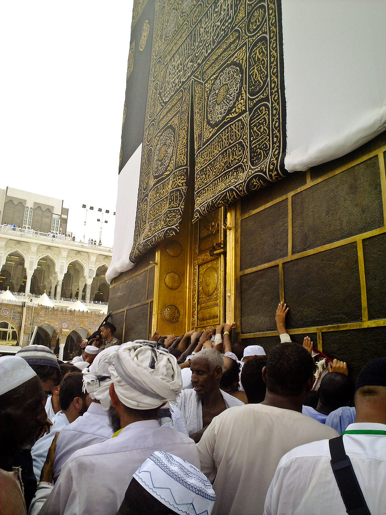 4131223664 3250315b45 b Hajj, Pilgrimage to Mecca when Millions Worship in Unison [49 Pics]