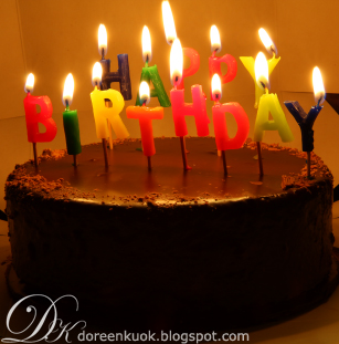 20091125_Birthday Cake