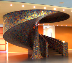 Museum stairs (carina 10) Tags: netherlands museum stairs nederland groningen 1001nights trap mozaik otw ultimateshot quarzoespecial windmillsspirals creativecollection tripleniceshot mygearandme mygearandmepremium mygearandmebronze mygearandmesilver mygearandmegold mygearandmeplatinum mygearandmediamond