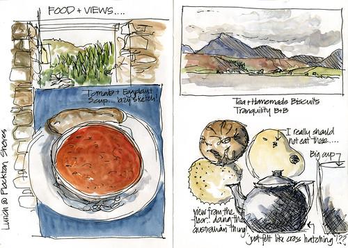 Day 19_04 Plockton Food