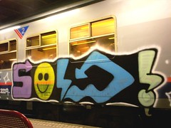 whole train (bbo16) Tags: art train graffiti artist sold crew writers spraypaint aerosol naro ralers ralrs