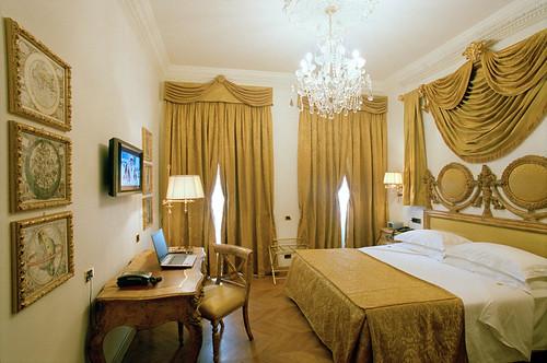 Hotel de la Ville Monza - Deluxe double room