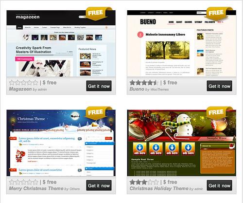 4206912849 b5ffe5e7d1 31 Sitios donde encontrar Temas Gratuitos para WordPress
