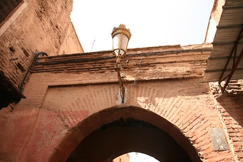 Marrakech medina (Photo by Jennifer Laceda)