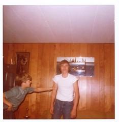 Johnny & Dennis (fotofreddie1) Tags: friends boy lebanon boys friend pennsylvania scouts hershey trucks freunde freund jungs junge hersheypark steelmill coatsville