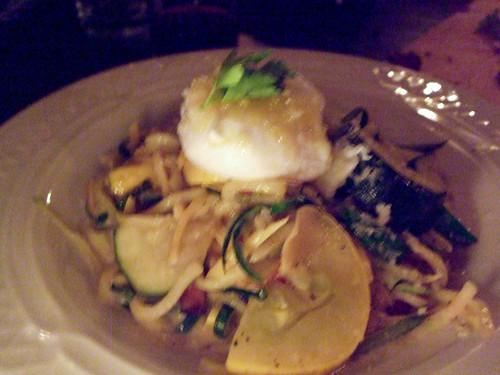 Zucchini Carbonara, Brinkley's