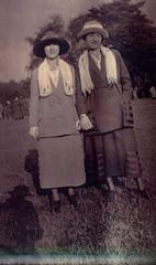 Image titled Mrs A. Hertz, 1920s.