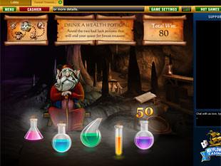 free Forest Treasure slot  bonus game 2