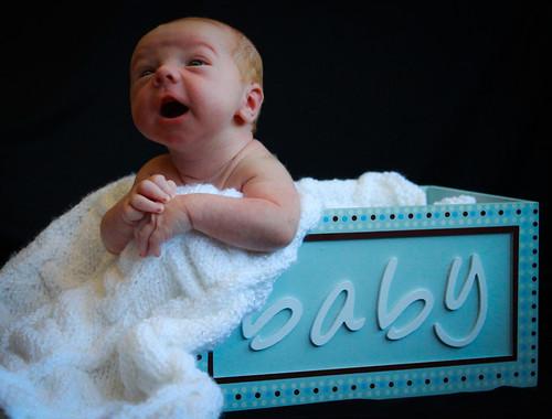 I'm 6 days old!