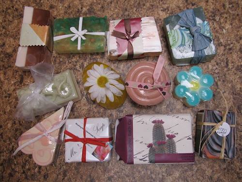 Brambleberry Soap Swap #2