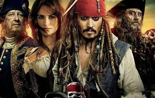 海盗4海报2