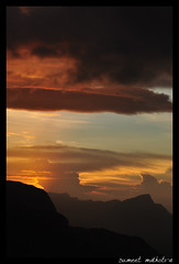 Parting shot (sumoworld) Tags: sunset westernghats valparai rainforests kalyanvarma anamalais emcone sumoworld