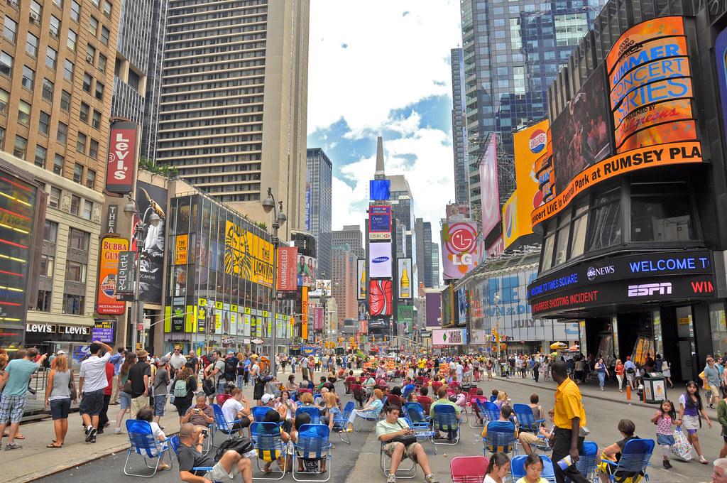 Time Squares