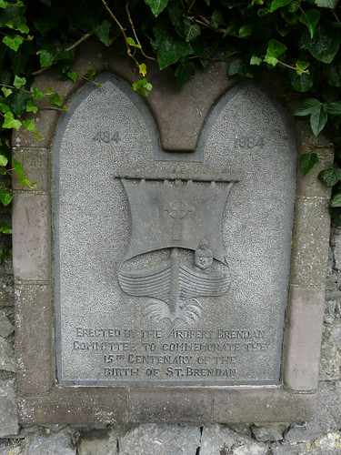 Ardfert Cathedral Wall Plaque