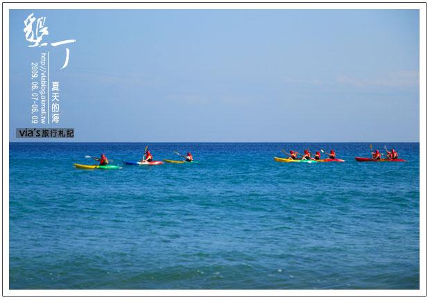 【墾丁景點】來渡假吧~墾丁夏都飯店海灘實景26