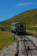 The Great Orme Tramway has existed since 1902, and it, along with the San Francisco tram network, are the only remaining ones of their type.