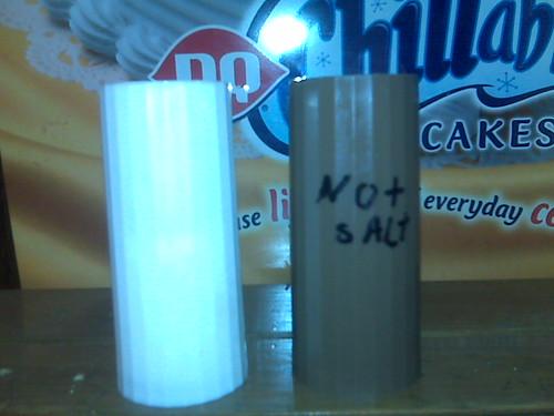 Not Salt