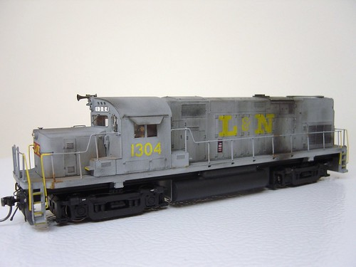 ALCO C420 L&N  #1304