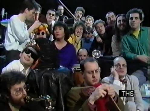 A Plus 4   Loose Tubes    (22 January 1986) [(VHSRip)Xvid] preview 1