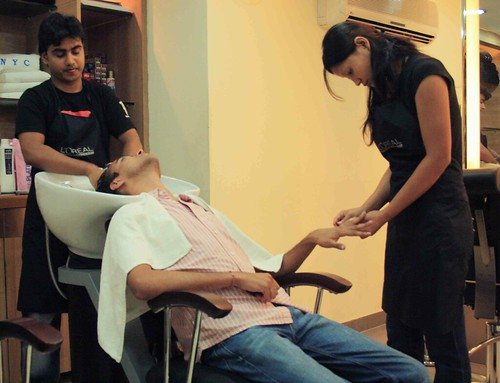 Delhi's first LGBT friendly salon