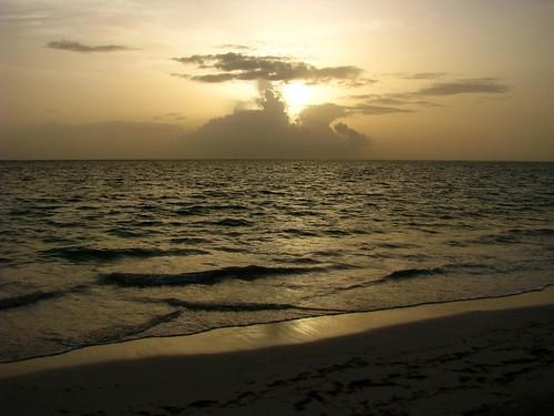 Sunrise in Punta Cana