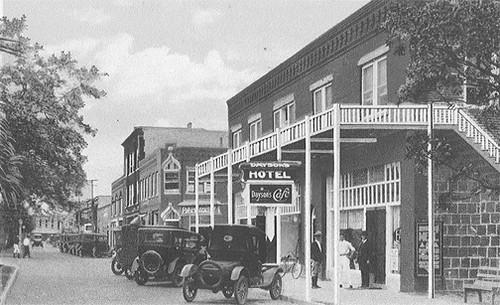 Historic Kissimmee Hotel
