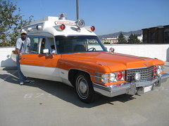 Cadillac Ambulance - 1974 (MR38) Tags: classic vintage cadillac ambulance professional