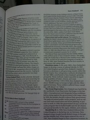 3 paragraphs on the New Zealand Wars in World Book Encyclopedia 2008