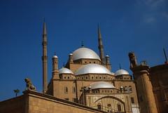 Muhammad Ali Mosque (Graham Hodgetts) Tags: citadel minaret egypt mosque cairo ottoman muhammadali nikkor18703545 nikond80