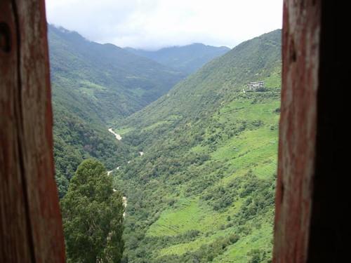 266-Bhutan-Trongsa-Window Lookout