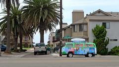 VW (Eric Demarcq) Tags: california usa bus vw losangeles surf huntingtonbeach californie californiadream losangelesview discoverla ericdemarcq