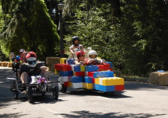 Lego racer vs. ?