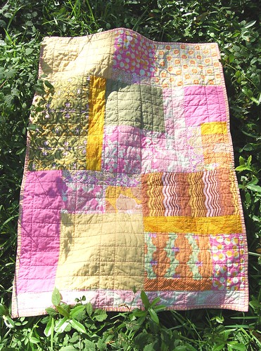 Gypsy Baby Quilt
