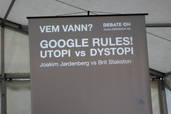 Debate On @ SSWC by Gitta Wilén, on Flickr