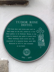 Photo of Green plaque number 3850