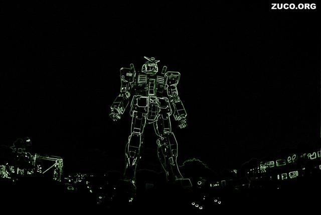Digital Gundam