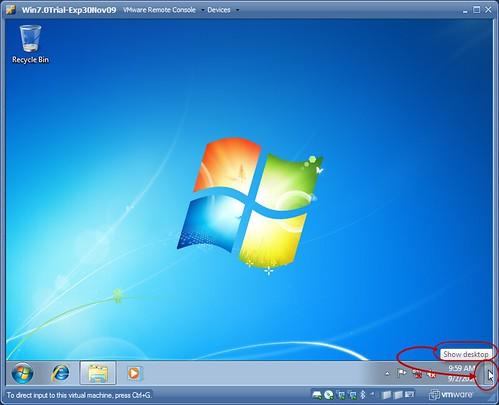 ShowDesktop-MinimizeAll