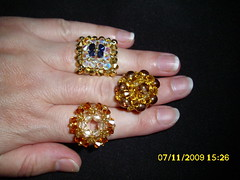 Tonos dorados (INDI-MARIA) Tags: anillos