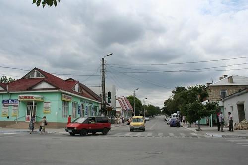 Comrat in Gagauzia