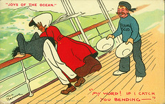 Browne - Joys of the Ocean postcard