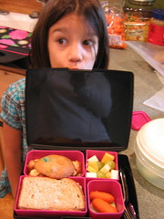 Lil' Mermaid's Bento Lunch