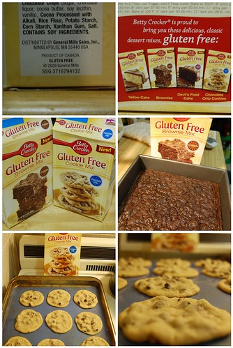 Gluten-Free Betty Crocker