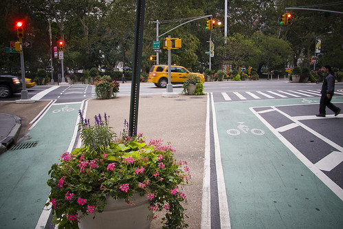 New York Bicycle Infrastructure